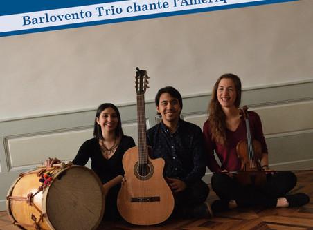 Section Musique - Trio Barlovento