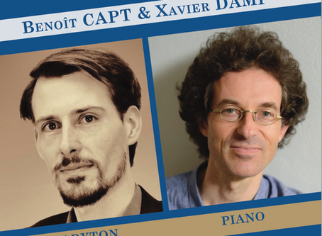 Section Musique - Benoît Capt & Xavier Dami