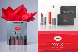 MYX Blend Bar Packaging