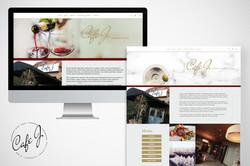CafeJ Website