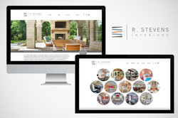 R. Stevens Interiors Website