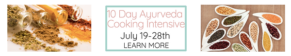 10 Day Ayurveda Cooking Intensive