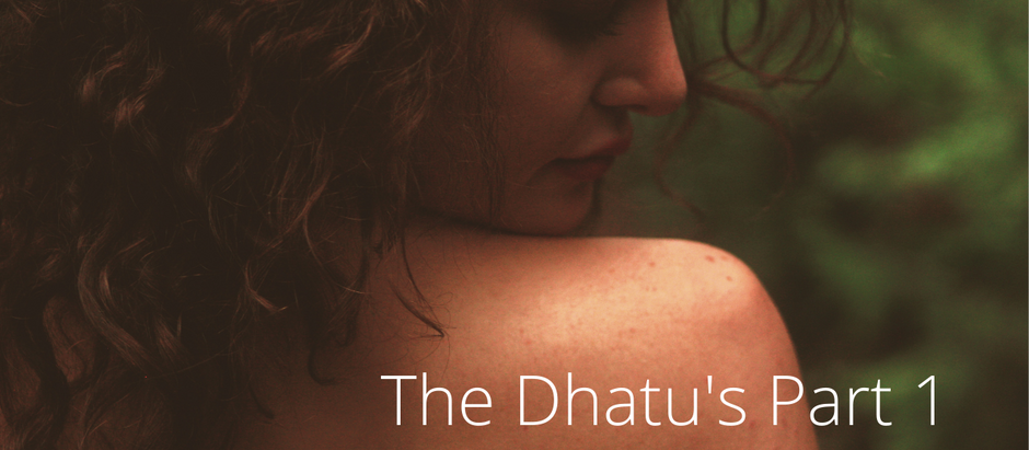 The Dhatus Part 1: Understanding the Tissues of Your Body