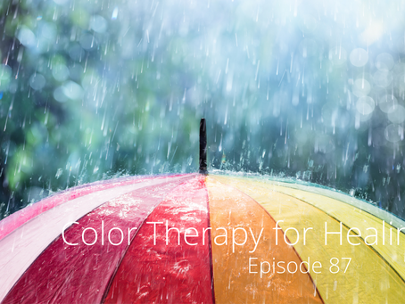 Using Color Therapy to Heal