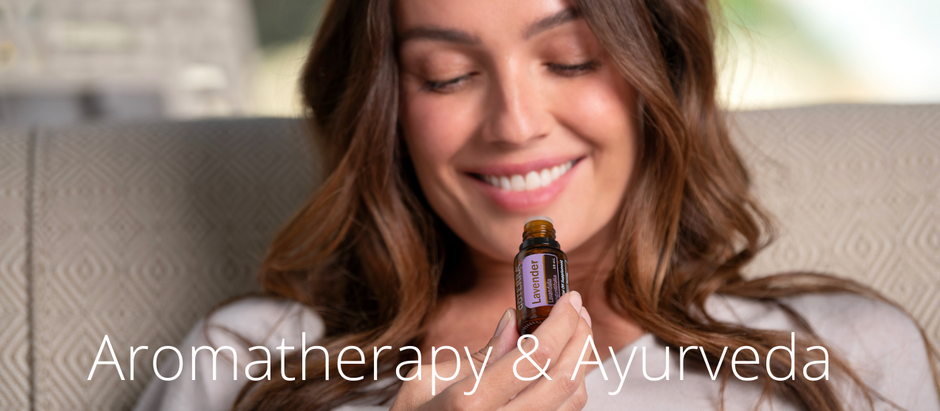 The Power of Aromatherapy in Ayurvedic Healing