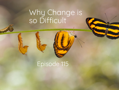 Why Change is So Difficult