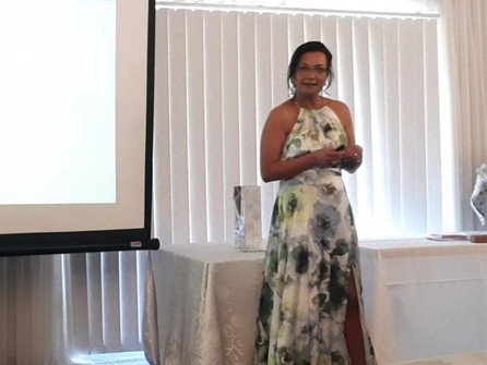 Dr Elmari Mulder Craig shares her intimate knowledge with the East Rand Business Women
