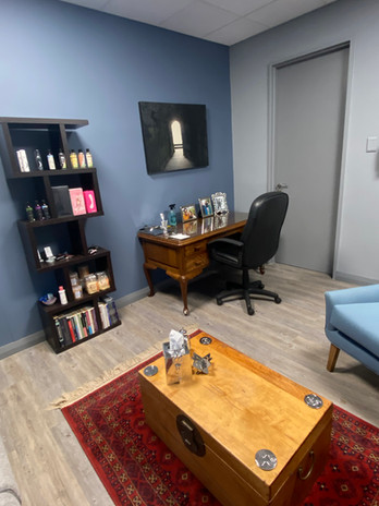 Dr Craig Consulting Room