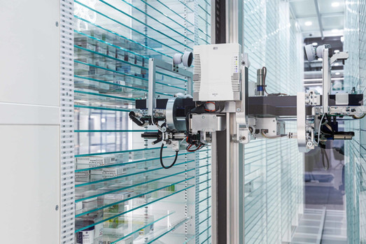 The Pharmacy Robot!