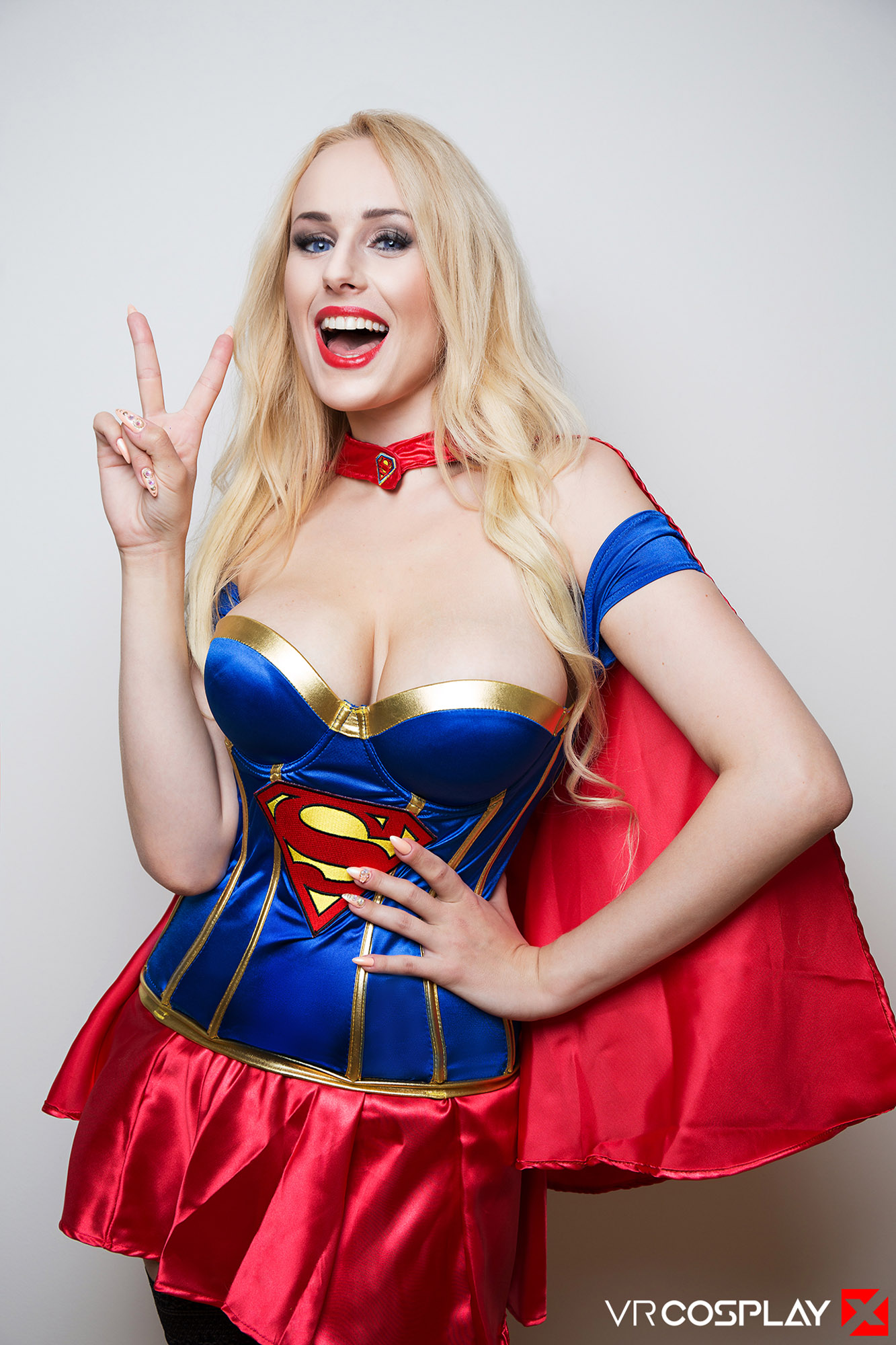 Angel Wiky angel wicky - supergirl cosplay
