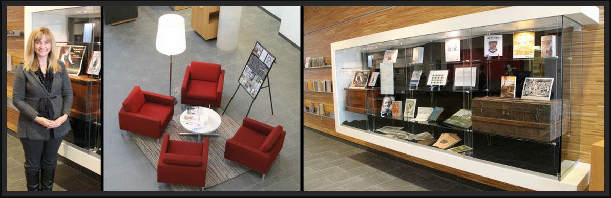 Our first exhibit - Bradford 2012