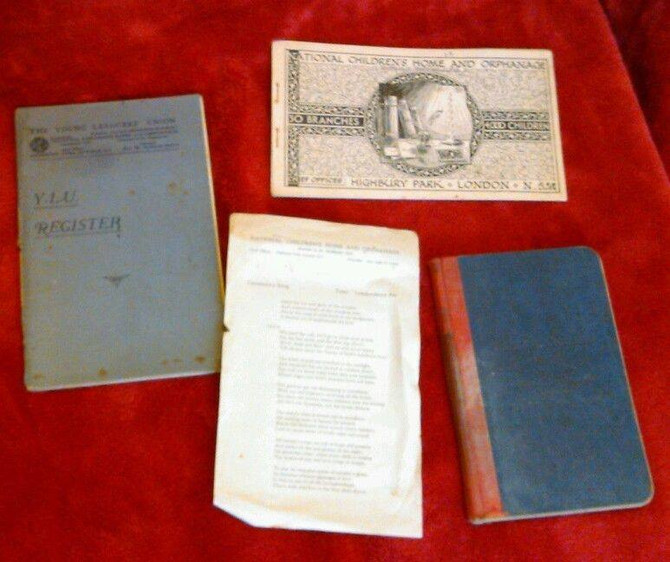New National Children's Home Documents in the BHCARA collections!