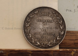 Cecil's Good Conduct Medal