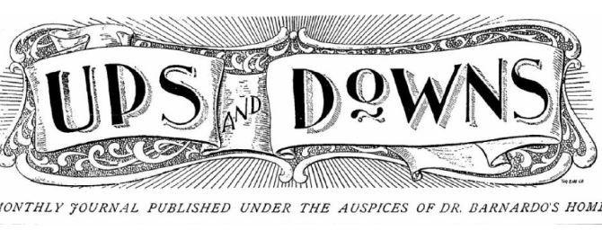 New edition of Barnardo Magazine found!! Previously un-indexed edition, May 1912 found by BHCARA Mem