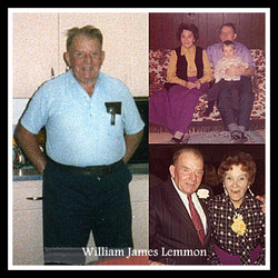 William James Lemmon