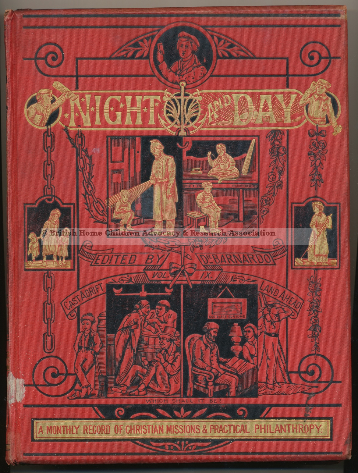 Barnardo Night and Day Bound Volume