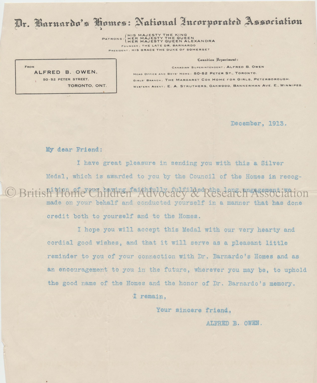 December 1913