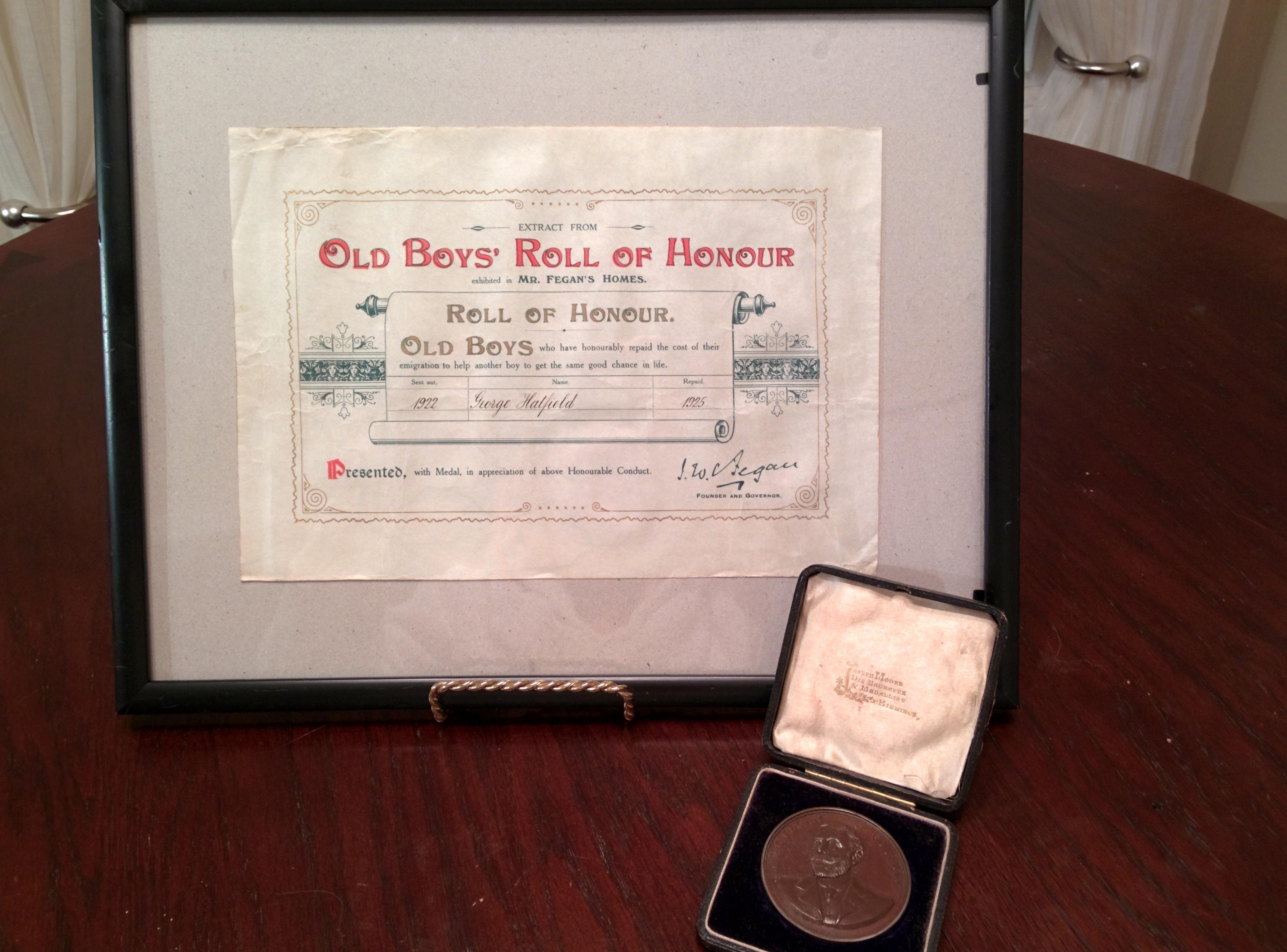 Fegan medal.jpg