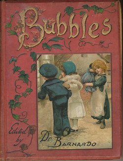 c1895 Bubbles Bound Volume