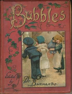 c1895 Bubbles Bound Volume