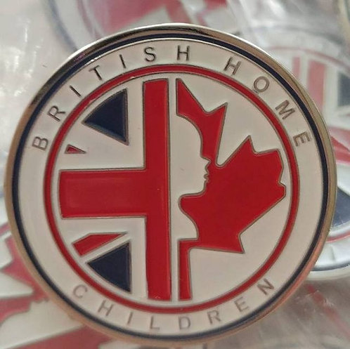 British Home Child Pin