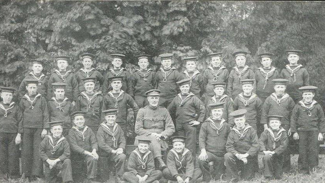 Watt's Naval boys