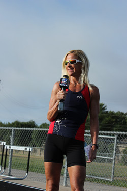 sports trainer mary timoney