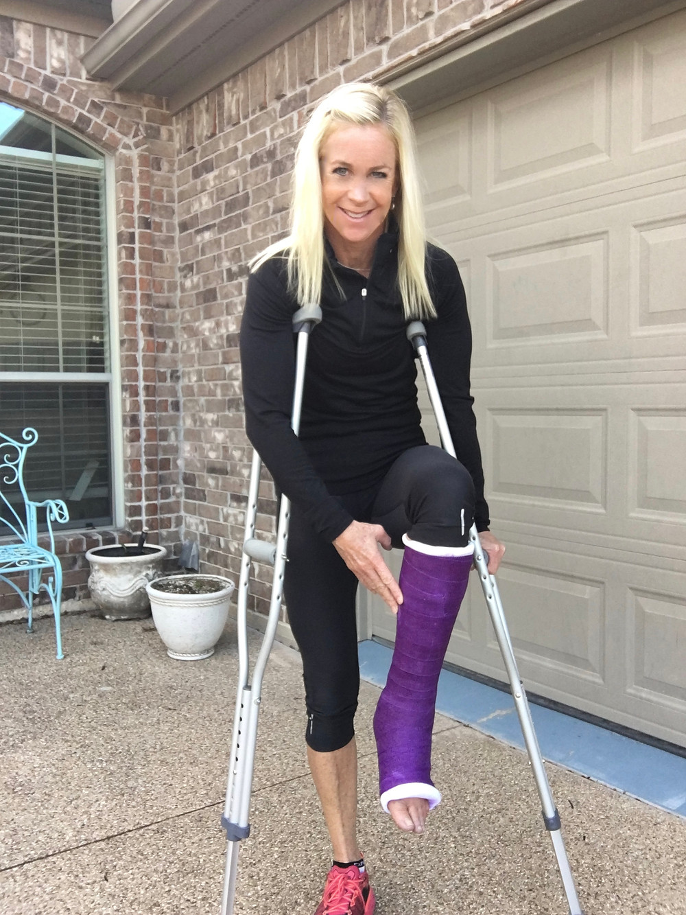 Injuries always HEAL!