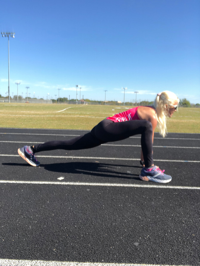 10 Dynamic Stretches for Runners