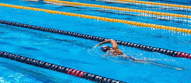 3 Ease Back Into the Pool Workouts