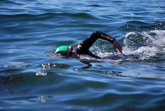 What To Do After You Panic in the Water
