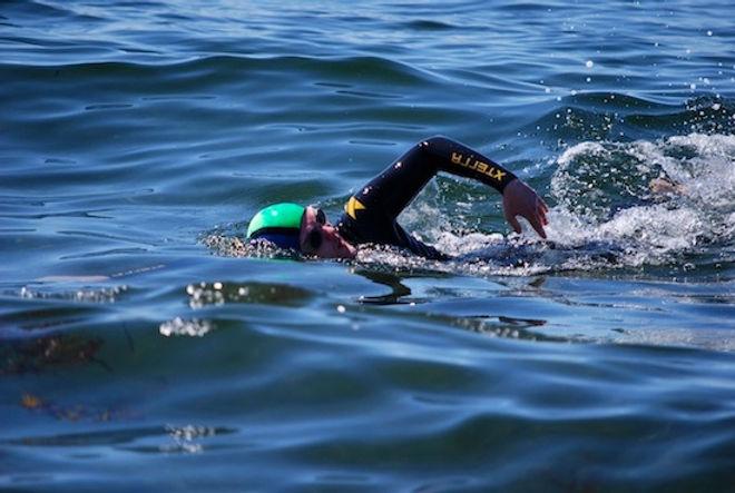 swim stroke analysis