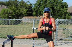 how to train for triathlons