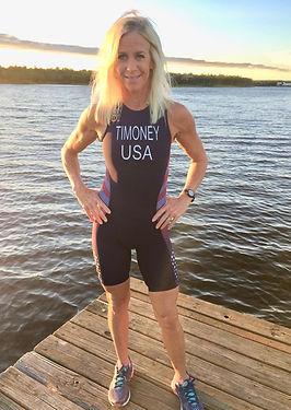 Mary Timoney certified triathlon coach