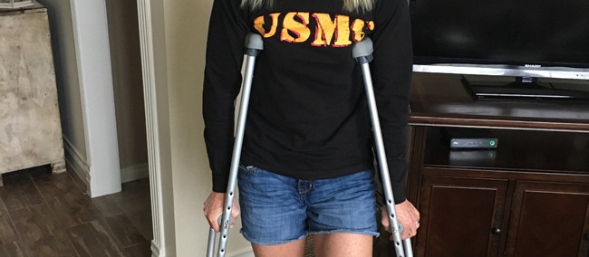 20 Things I Learned from Being on Crutches for 6 Weeks