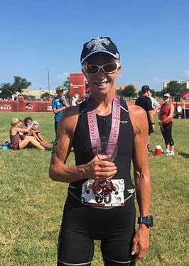 Mary Timoney triathlon champion and coach