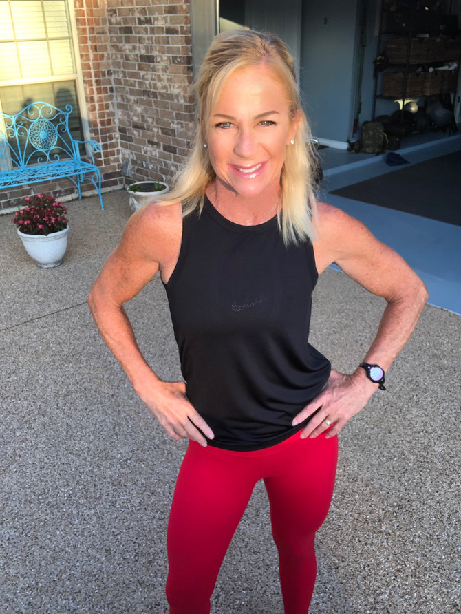 Female Personal Trainer College Station Texas