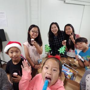 Keiki Christmas Party