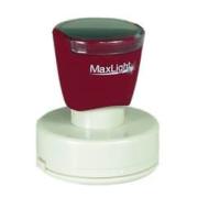 Maxlight Pre-Inked Round Stamp XL2-535