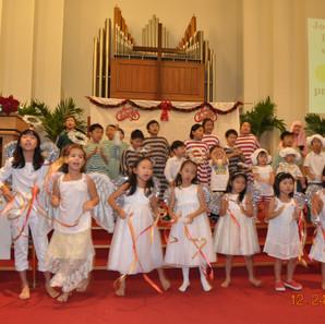 2011년 성탄촛불예배