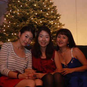 The Present Christmas Party
