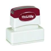 Maxlight Pre-Inked Stamp XL2-225