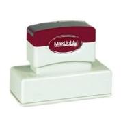 Maxlight Pre-Inked Stamp XL2-75