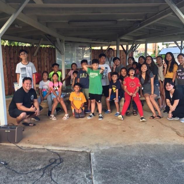 2019 초등부 여름 수련회