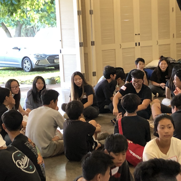 2019 Youth Winter Camp