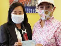 마카하 거주 한인 영 로스씨 HKCC에 2만 달러 기부