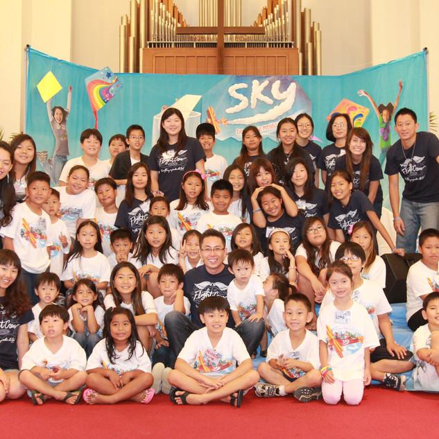 2012년 Vacation Bible School