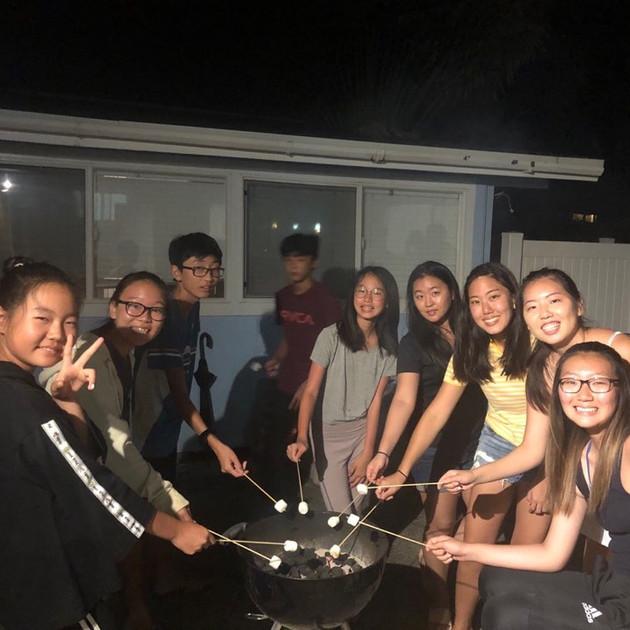 2019 중고등부 여름 캠프