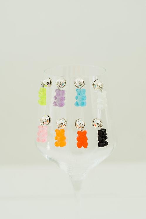Gummy Bears! Wine Charms
