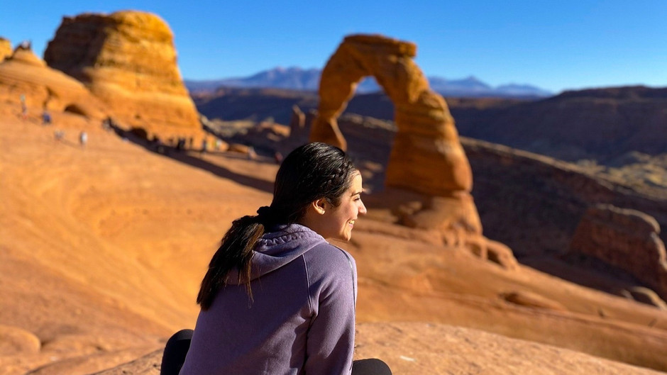 Mistakes I Made Hiking to the Delicate Arch